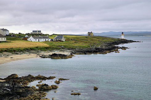 Friday Islay Picture #118 - View from Port Charlotte Hotel - 04/Sep