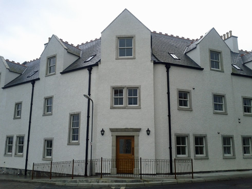 Picture of the Islay Hotel in Port Ellen, Islay